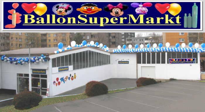Ballonsupermarkt